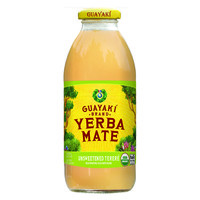 Guayaki Yerba Mate Unsweetened Terere 16.9 oz Case of 12