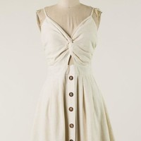 Day Date Oatmeal Dress