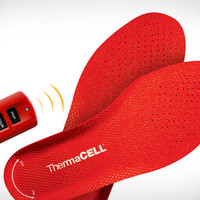 ThermaCell Heated Insoles | Uncrate