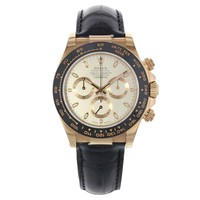 Rolex Daytona 116515 LNi 18K Everose Gold Automatic Men's Watch