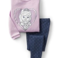 babyGap | Disney Baby Sofia the First sleep set | Gap