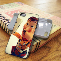 Disney Toy story Woody   For iPhone 5/5S Cases   Free Shipping   AH1163
