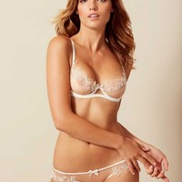 Lindie Bra Nude And Ivory