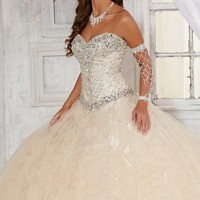 Quinceanera Collection 26779 Dress
