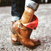 Road Track Winter Women Boots