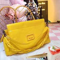 GIVENCHY handbag One package for many uses yellow
