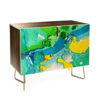 Rosie Brown Gulf Waves Credenza