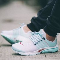 NIKE AIR PRESTO Mint green men and women's casual running shoes