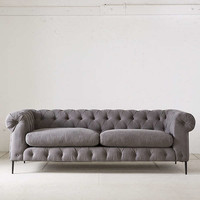 Canal Tufted Sofa | Urban Outfitters
