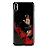 The Life Of Pablo Is Kanye West Scattered iPhone X Case