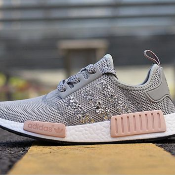 Adidas NMD R1 men and women Fashion casual shoes