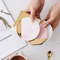 Luxury Pink Shine Soft Placemat
