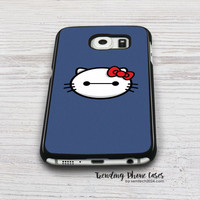 Hello Baymax Samsung Galaxy S6 Case Cover for S6 Edge S5 S4 Case