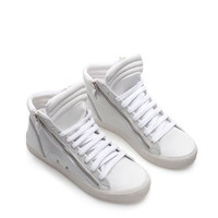 ZIPPED SNEAKER - Ankle boots - Shoes - Woman - ZARA United States