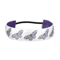 Butterflies Headband Athletic Headbands