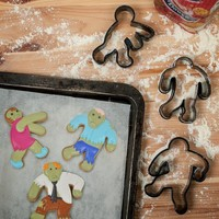 Zombie Cookie Cutters at Firebox.com
