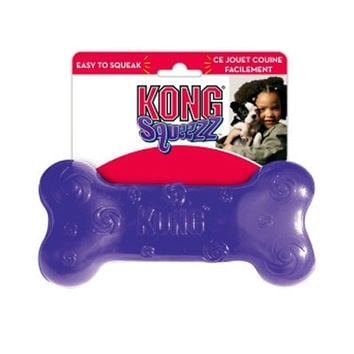 KONG - Squeezz Bone Large