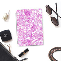 butterflies in purple iPad Air 2 cover by Julia Grifol Diseñadora Modas-grafica | Casetify
