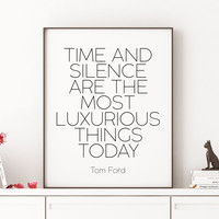 Fashion Decor Wall Decor Pink TOM FORD QUOTE Wall artwork  Bedroom Wall Decor Fashion Art Print Tom Ford Fashion Print Fashion Wall Art