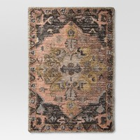 Damask Tufted Vintage Wool Rug - Threshold™