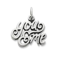 """You & Me"" Charm 