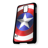 captain america shield 1 Samsung Galaxy S5 Case