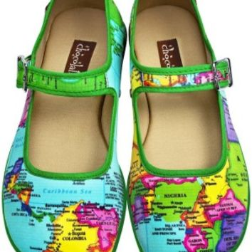 Bon Voyage Shoes by Hot Chocolate