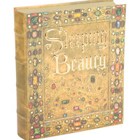 Disney Sleeping Beauty Book Card Box