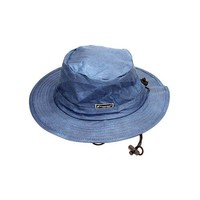 Breathable Bucket Hat Blue