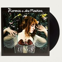Florence + The Machine - Lungs LP | Urban Outfitters