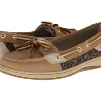 Sperry Top-Sider Angelfish Linen/Leopard Jacquard - Zappos.com Free Shipping BOTH Ways