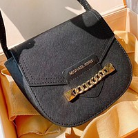 MK New fashion shoulder bag handbag crossbody bag Black