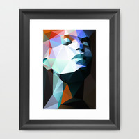 Wild for the night 01. Framed Art Print by Three Of The Possessed