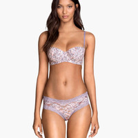 H&M Lace Hipster Briefs $5.95