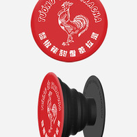 POPSOCKETS Sriracha Red Phone Stand And Grip | Tech + Phone Accessories