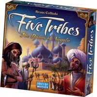 Five Tribes: The Djinns of Naqala - Tabletop Haven
