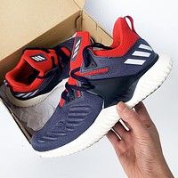 Adidas Alphabounce Beyond 2 Men Personality Comfortable Sport Running Shoes Sneakers