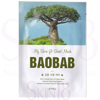 A'PIEU My Skin-fit Sheet Mask with Baobab