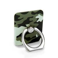 Green Camo Phone Ring