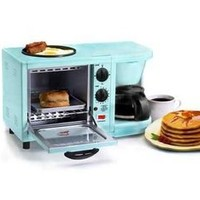 3-in-1 Multifunction Breakfast Deluxe - Aqua