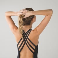 Water: Strappy Back One Piece