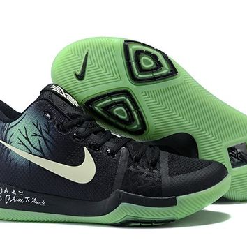 """Nike Kyrie Irving 3 """"Fear"""" Sport Shoes US7-12"""
