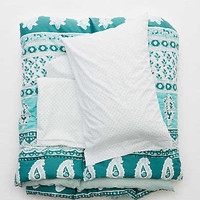Aerie Home Twin XL Comforter Set, Dusty Sage