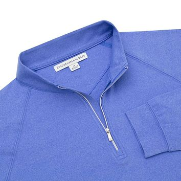 The Westland Pullover by Holderness & Bourne