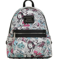 Loungefly Marvel Comic Panel Mini Backpack