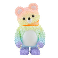 Muckey 4th : Fantasmic Rainbow by Instinctoy | myplasticheart