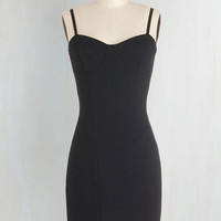 Minimal Short Length Spaghetti Straps Bodycon Nothing But the Best Dress