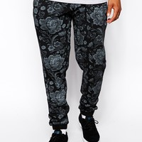 10 Deep Sweatpants With Floral Division