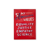 American Values Magnet