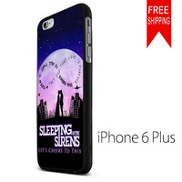 Sleeping With Sirens Infinity Quote Design US iPhone 6 Plus Case
